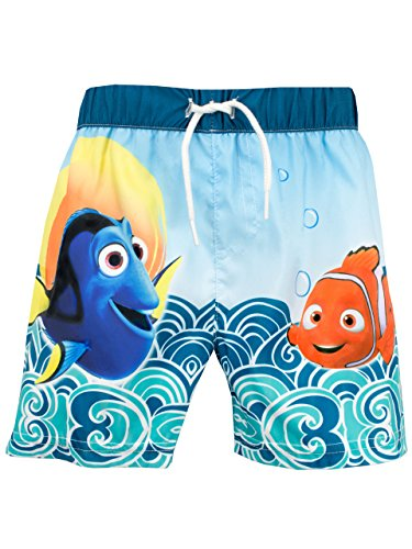 Boys Disney Finding Nemo Swim Shorts
