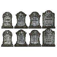Halloween Tombstone Cutouts Assortment from PMU
