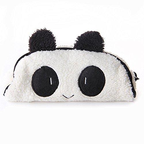 SODIAL(R) Panda Astuccio Portamatite Borsetta per Cancelleria Cosmetico