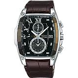 [ワイアード]WIRED 腕時計 REFLECTION リフレクション トノー型 クロノグラフ モデル AGAV039 メンズ [時計] [時計]