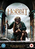 The Hobbit: The Battle of the Five Armies [DVD]
