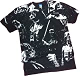 """The Dark Side Awaits..."" -- Darth Vader All-Over Print -- Star Wars T-Shirt"