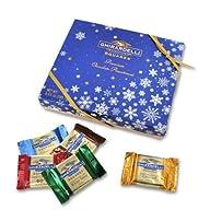 Blue Snowflake Gift Box