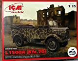 ICM 1/35 L1500A (Kfz.70) WWII German Personnel Car