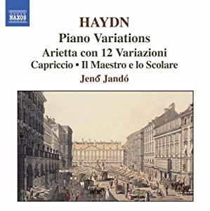 Haydn: Piano Works, Vol.10