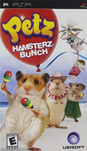 Petz Hamsterz Bunch - Sony PSP - 1