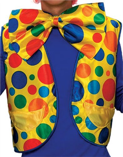 Forum Polka Dot Clown Vest