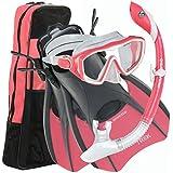 U.S.Divers Diva 1 Lx / Island Dry Lx/  Trek / Travel Bag