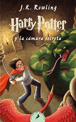 Harry Potter y la Cámara Secreta (Letras de Bolsillo)