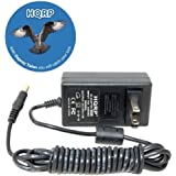 HQRP AC Adapter / Power Supply for Yamaha YPG-225 / YPG225 / YPG-235 / YPG235 Keyboards Replacement plus HQRP Coaster