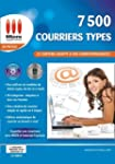 7500 Courriers types