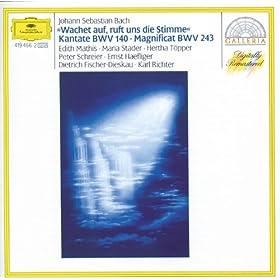"""J.S. Bach: Wachet auf, ruft uns die Stimme Cantata, BWV 140 - Rezitativ: """"So geh' herein zu mir"""""""
