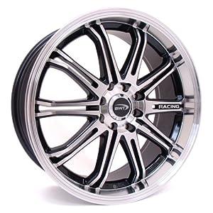 15×6.5 BWT Tuner (Black / Machined) Wheels/Rims 5×100/114.3 (4S56T04385)