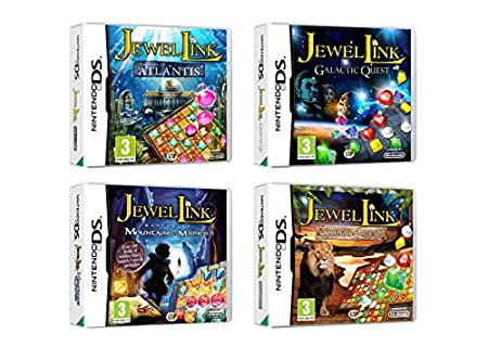 Jewel Link Mega Pack (Nintendo DS)