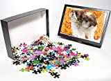 Photo Jigsaw Puzzle of LA-7315 Dog - two...