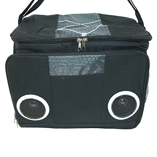 Mp3 Speaker Cooler Bag By Ctm®