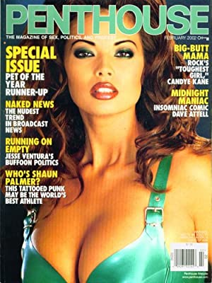 Penthouse February 2002 Issue (Tera Patrick)