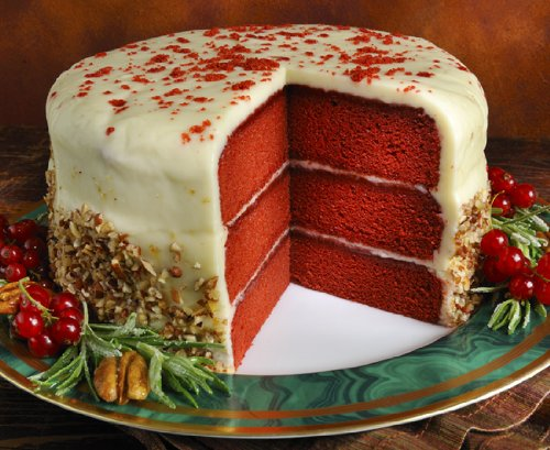 Red Velvet Layer Cake (3.5 lbs.)