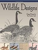 Wildlife Designs: Original Patterns for Your Favorite Craft