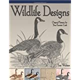 Wildlife Designs: Original Patterns for Your Favorite Craftby Sue Walters