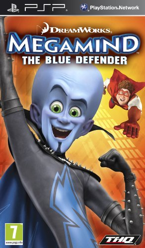 [MU] Megamind The Blue Defender  [PSP]