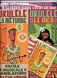 echange, troc Lefebvre Cyril - Lefebvre : Ukulele Pack (Methode/Dico) + 1 CD - Rébillard