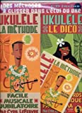 Lefebvre : Ukulele Pack (Methode/Dico) + 1 CD - R�billard
