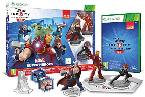 Disney Infinity 2.0 : Marvel Super Heroes – pack de démarrage