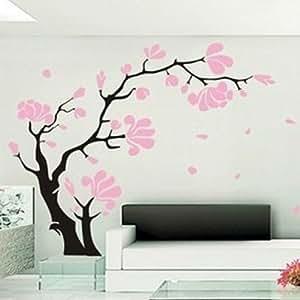 Poster da parete adesivi fai da te magnolia fiori casa e cucina - Poster grandi da parete ...