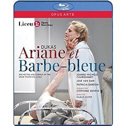 Dukas: Ariane Et Barbe-Bleue [Blu-ray]