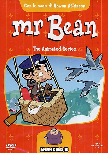 Mr. Bean - The Animated Series #05 [Italian Edition]