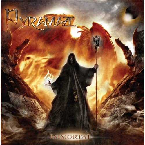 Immortal-Pyramaze-Audio-CD