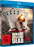 Image de Remains of the Walking Dead (Uncut) Coll.ed. [Blu-ray] [Import allemand]