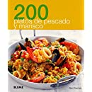 200 platos de pescado y marisco (200 Recetas) (Spanish Edition)