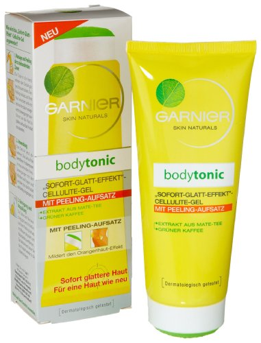 Garnier Bodytonic Sofort-Glatt-Effekt Gel 200ml Tube