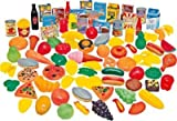 Terrific Chad Valley 104 Piece Play Food Set --
