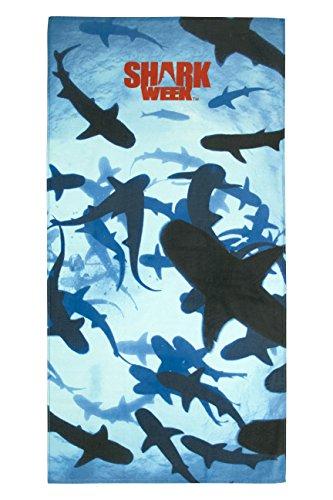 discovery-channel-jf62938fl-shark-week-many-sharks-100-cotton-beach-bath-pool-towel-30-x-60