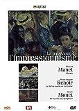 La naissance de l'impressionnisme : Manet, Monet, Renoir | Jaubert, Alain (1940-....) - Réalisateur. Scénariste. Auteur du commentaire