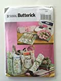 Butterick Pattern B5006 Sewing and Knitting Tote and Accessories - One Size