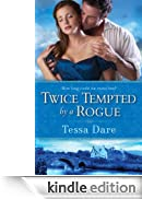 Twice Tempted by a Rogue [Edizione Kindle]