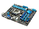 ASUSTek  Intel Scket LGA1155 B3ステッピングチップセット μ-ATXマザーボード P8H67-M LE [REV 3.0]