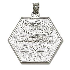 NASCAR Jimmie Johnson 2013 Sprint Cup Series 6X Champion Charm by Logo Art