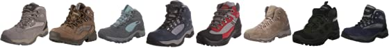 Hi-Tec Women's Lynx Trail Mid WP Hiking Boot