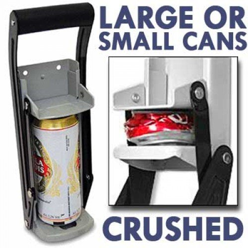 Can Crusher - large & Small Can - (16 OZ) (Best Can Crusher compare prices)
