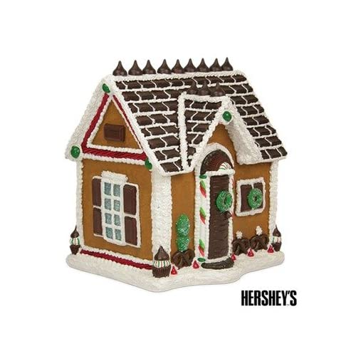 Amazon.com - Byers Choice Hershey's Gingerbread House - Collectible