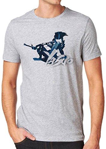 League of Legends Yasuo Shirt Custom Made T-shirt (L)