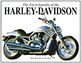 img - for The Encyclopedia of the Harley Davidson book / textbook / text book
