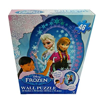 Frozen Wall Puzzle (46-Piece) from Frozen