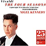Vivaldi: The Four Seasons (25th Anniversary Edition CD and DVD)