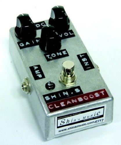 Shin's Music CLB-1 CLEAN BOOST ブースター エフェクター